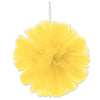 Tulle Balls Yellow, party supplies, decorations, The Beistle Company, General Occasion, Bulk, General Party Decorations, Tulle Balls