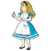 Jointed Alice In Wonderland, party supplies, decorations, The Beistle Company, Alice In Wonderland, Bulk, Other Party Themes, Alice in Wonderland