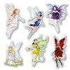 Beistle Fairy Cutouts (12 packs) - Fantasy Party Theme