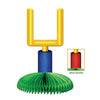 Football Party Supplies - Goal Post Centerpiece