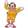 Birthday Party Supplies - Jointed Circus Clown