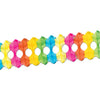 Party Decorations - Packaged Arcade Garland - multi-color