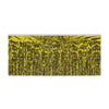 Packaged 2-Ply Fire Resistant Metallic Fringe Drape - gold