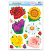 Spring & Summer Party Supplies - Flower Clings