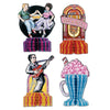 Rock and Roll Party Supplies - 50's Playmates