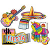 Cinco de Mayo Party Packaged Fiesta Cutouts