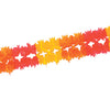 Pageant Garland - golden-yellow, orange, red