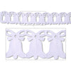 Wedding Supplies - Westminster Bell Garland - white