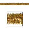 Gleam 'N Tinsel Garland Decoration- gold