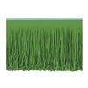 Party Decorations - Tissue Fringe Drape - green
