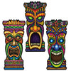 Luau Party Supplies - Tiki Cutouts