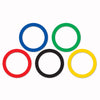 Football Party Supplies - Packaged Sports Party Rings