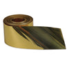 Fire Resistant Gleam 'N Streamer Metallized Streamer - gold