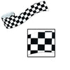 Racing Checkered Crepe Streamer
