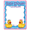 Baby Shower Decorations - Just Duckie Partygraph