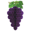 Party Decorations - Tissue Grape Cluster
