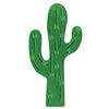 Western Party Supplies - Foil Cactus Silhouette