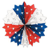 Patriotic Party Supplies - Red, White & Blue Star Fan