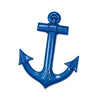 Plastic Ship's Anchor, party supplies, decorations, The Beistle Company, Nautical, Bulk, Other Party Themes, Nautical Party Theme