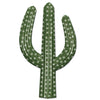 Beistle Plastic Cactus (Pack of 24) - Western Party Decorations, Western Party Theme