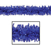 Party Decorations - Tissue Festooning - blue