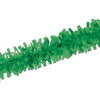 Party Decorations - Packaged Tissue Festooning - green