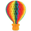 Spring & Summer Party Supplies - Tissue Hot Air Balloon