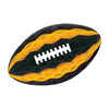 Football Party Supplies: Packaged Tissue Football with Laces