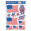 Patriotic Party Supplies - Patriotic Clings