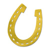 Beistle Foil Horseshoe Silhouette (Pack of 24) - Western Party Decorations, Western Party Theme
