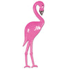 Luau Party Supplies - Plastic Flamingo