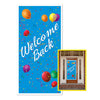 Welcome Back Door Cover - Party Signs and Banners