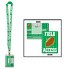 Football Party Supplies: Game Day Party Pass