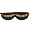 Black & Gold Fabric Bunting - Awards Night Party Theme