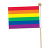 Party Decorations - Rainbow Flag - Rayon