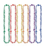 Happy 70th Birthday Beads-Of-Expression - assorted colors