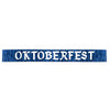 Oktoberfest Party Supplies: Metallic Oktoberfest Banner