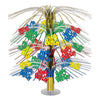 Beistle Happy Birthday Cascade Centerpiece (Pack of 6) - Birthday Party Cascades and Centerpieces, Birthday Party Decorations