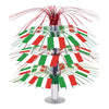 Theme Party - Italian Flag Cascade Centerpiece