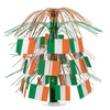 Irish Flag Cascade Centerpiece - Irish