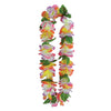 Luau Party Supplies: Silk 'N Petals Tropical Garden Lei