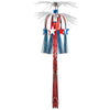 Patriotic Party Supplies - Star Cascade Hanging Column