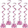 Baby Shower Decorations - It's A Girl Whirls