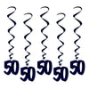 50'' Whirls - Over the Hill Party Decorations