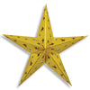 Party Decoration - Dimensional Foil Star