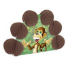 Monkey Pop-Over Centerpiece - Luau Party Centerpieces
