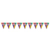 Birthday Party Supplies - Happy Birthday Pennant Banner