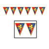 Medieval Party Supplies - Medieval Pennant Banner