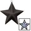 Light-Up Sparkle Star black - Awards Night Party Theme