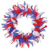 Feather Wreath - Patriotic & Inauguration Day